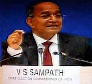 ECI VS Sampath