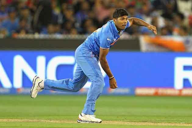 India v Bangladesh: Quarter Final - 2015 ICC Cricket World Cup
