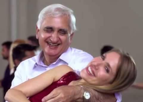 नेता से अभिनेता बने खुर्शीद, म्यूजिक वीडियो में किया अभिनय