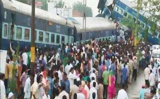 मुजफ्फरनगर रेल हादसा: प्रभु का आदेश, शाम तक तय हो जिम्मेदारी, घायलों की संख्या बढ़कर 156 हुई