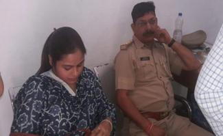 बरेली में केंद्रीय मंत्री मुख्तार अब्बास नकवी की बहन के अपहरण की कोशिश