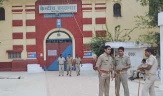 उपचार को जा रहे कैदी ने रास्ते में दम तोड़ा
