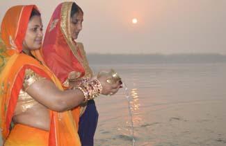 नहाय खाय के साथ 11 नवंबर से  शुरू होगी छठ मइया की पूजा