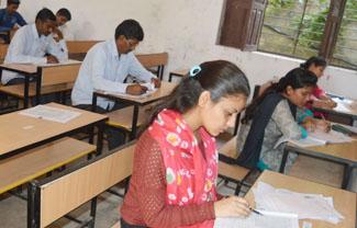 1,989 परीक्षार्थीयों ने किया टीईटी परीक्षा से किनारा