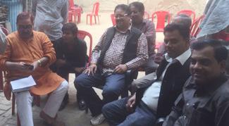 खास खबर: शर्तो के साथ सुधांशु दत्त का पर्चा वापस