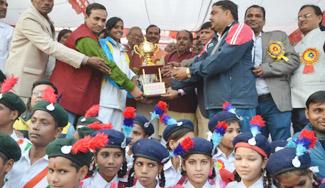मंडलीय खेलकूद में फर्रुखाबाद रहा अब्बल