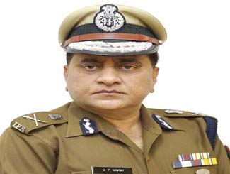 ओपी सिंह यूपी के नए पुलिस महानिदेशक, तीन को संभालेंगे पद
