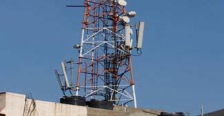 40 मोबाइल टावरों के बिजली विभाग ने काटे कनेक्शन