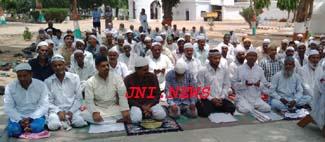 गंगा-जमुनी तहजीब की मिशाल बन रहा जेल में बंदियों का रोजा