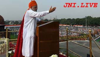 पीएम मोदी का 72वें स्वतंत्रता दिवस पर पूरा भाषण पढ़े