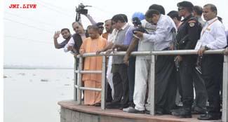 15 दिसंबर के बाद गंगा नदी में नहीं गिरेगा कोई नाला: सीएम योगी