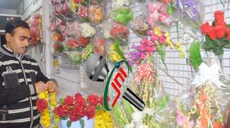 वैलेंटाइन डे: फूलों की जुबाँ से कही गयी दिल की बात