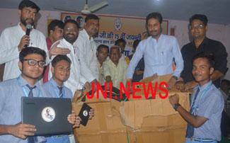 अश्वनी बने राजीव गांधी सामान्य ज्ञान प्रतियोगिता के विजेता