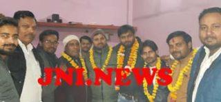 भाजपा नगर मंडल में शिवम महामंत्री व रानू को उपाध्यक्ष का ताज