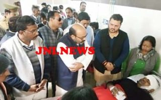 कांग्रेस प्रदेश अध्यक्ष नें कन्नौज हादसे पर माँगा मृतकों के परिवार के लिए 25 लाख और परिवहन मंत्री का इस्तीफा